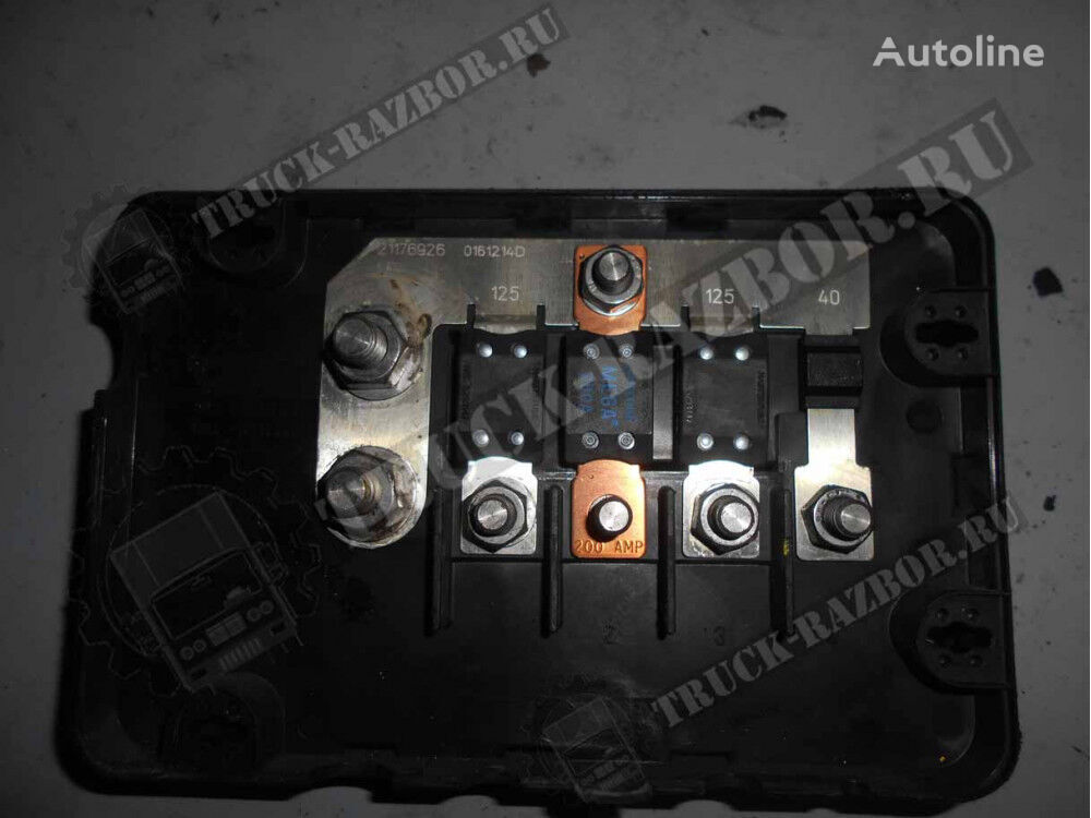 Fuse Blocks For Volvo Tractor Unit For Sale From Russia