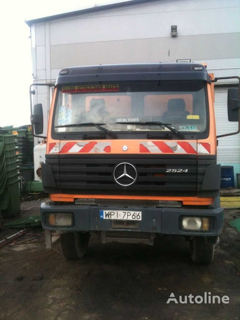 Mercedes benz 2524 dump trucks for sale tipper truck from for Mercedes benz dump truck