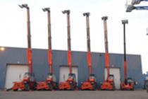 Stock site Colle Sittard Machinehandel