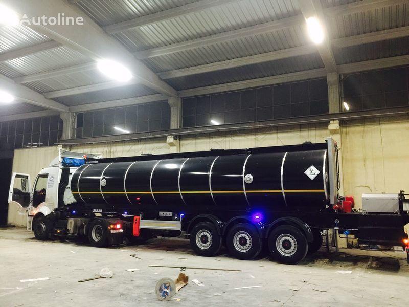 new LIDER 2018 MODELS NEW LIDER TRAILER MANUFACTURER COMPANY  bitumen tank trailer