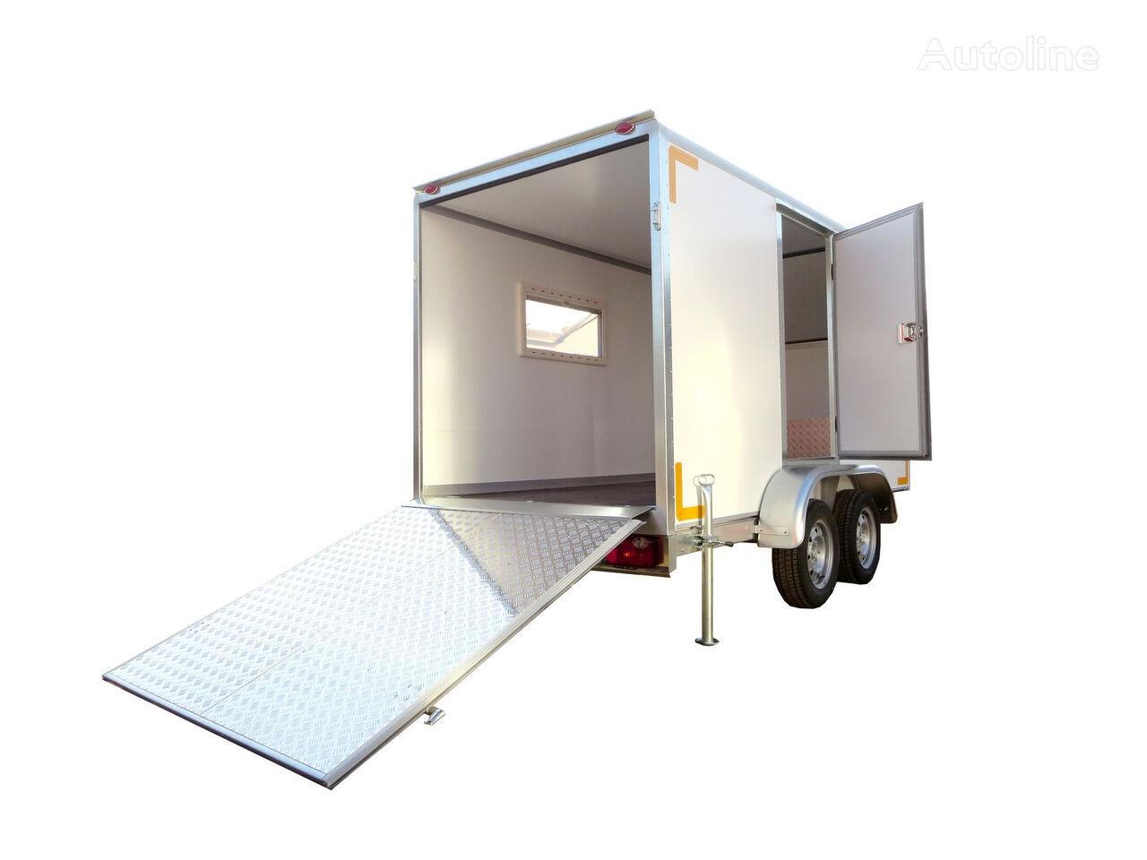 new 3792M4 caravan trailer
