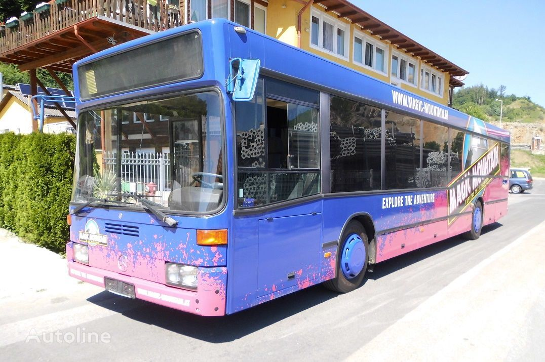 Mercedes benz o 405 n2 city buses for sale urban bus from for Mercedes benz austria