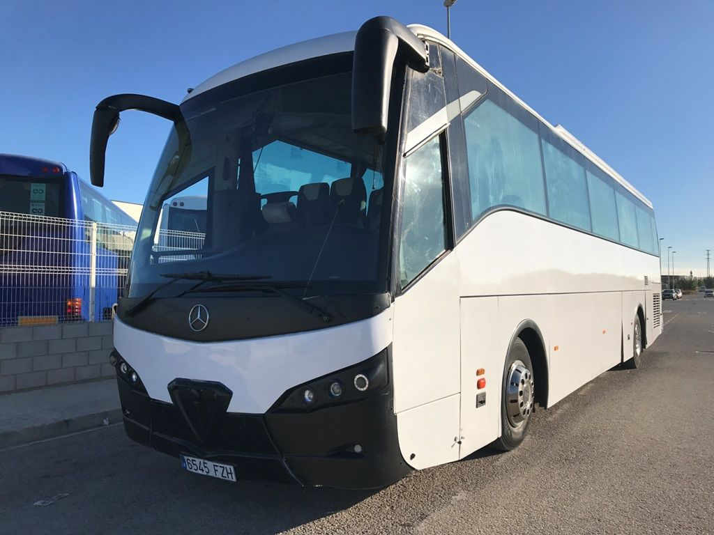 Mercedes benz oc 500 noge coach buses for sale tourist for Mercedes benz charter bus