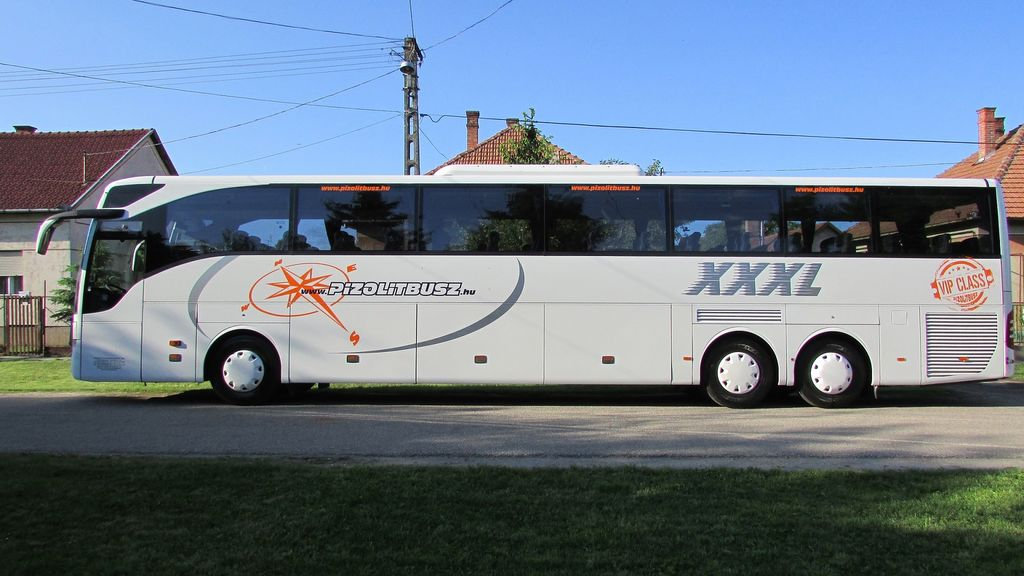 Mercedes Benz Travego Price >> MERCEDES-BENZ Tourismo RHD-L coach buses for sale, tourist bus, tourist coach from Hungary, buy ...