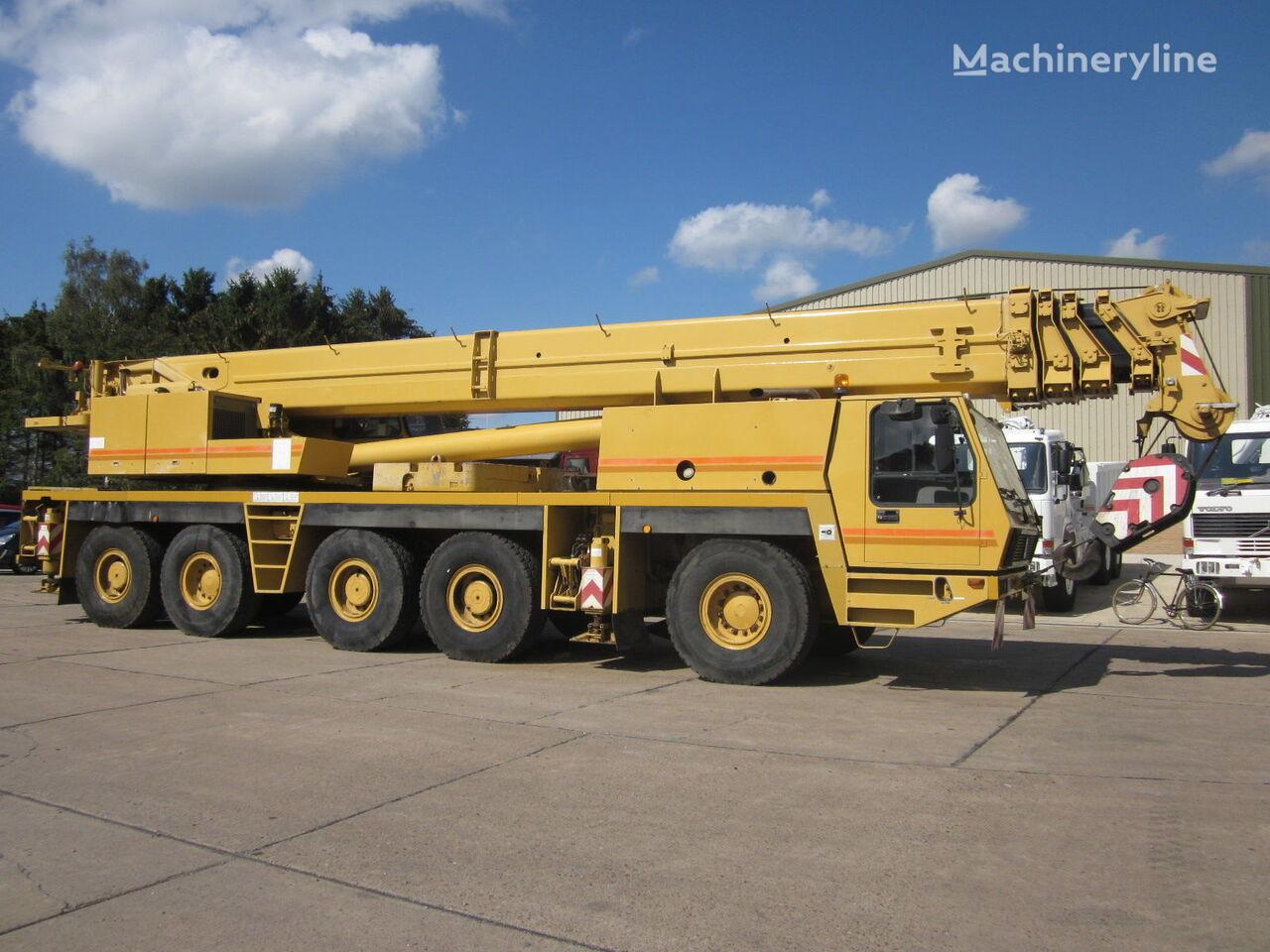 Grove gmk5130 130 ton mobile cranes for sale all terrain for Crane grove