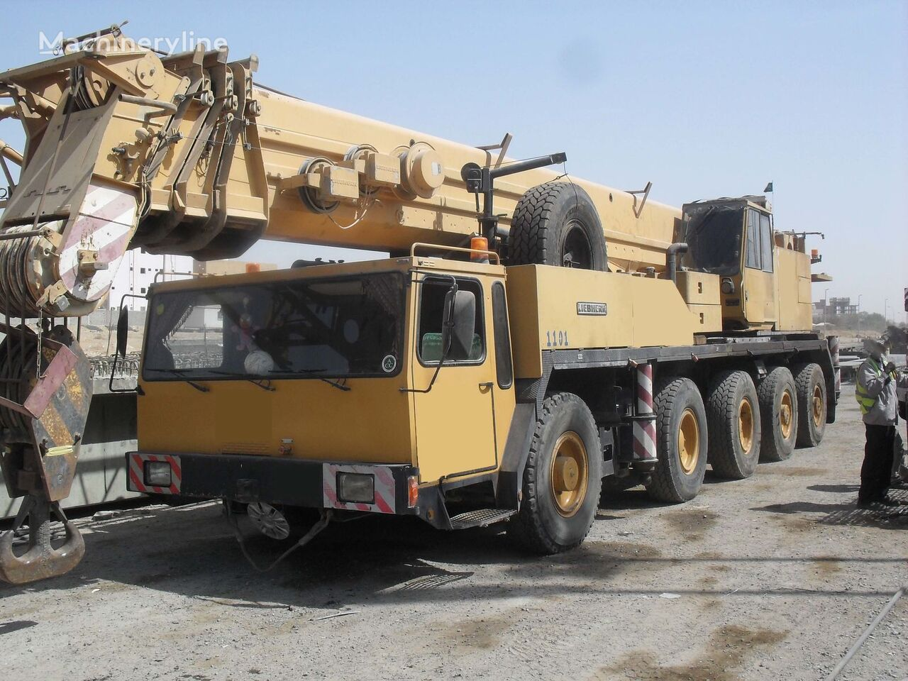 Mobile Crane Kje : Liebherr ltm mobile cranes for sale all terrain