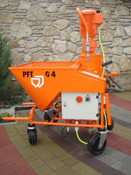 pft machine for sale