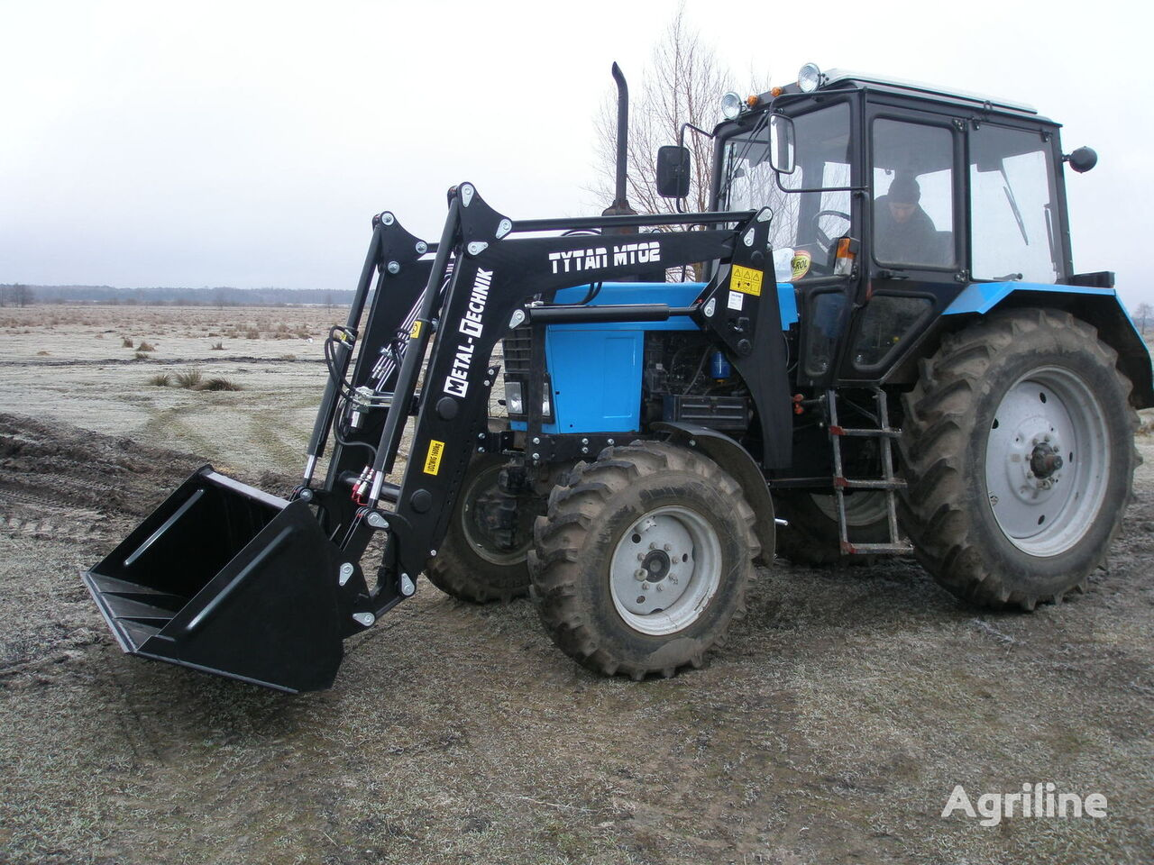New Metal Technik Front Loader For Sale Tractor Front