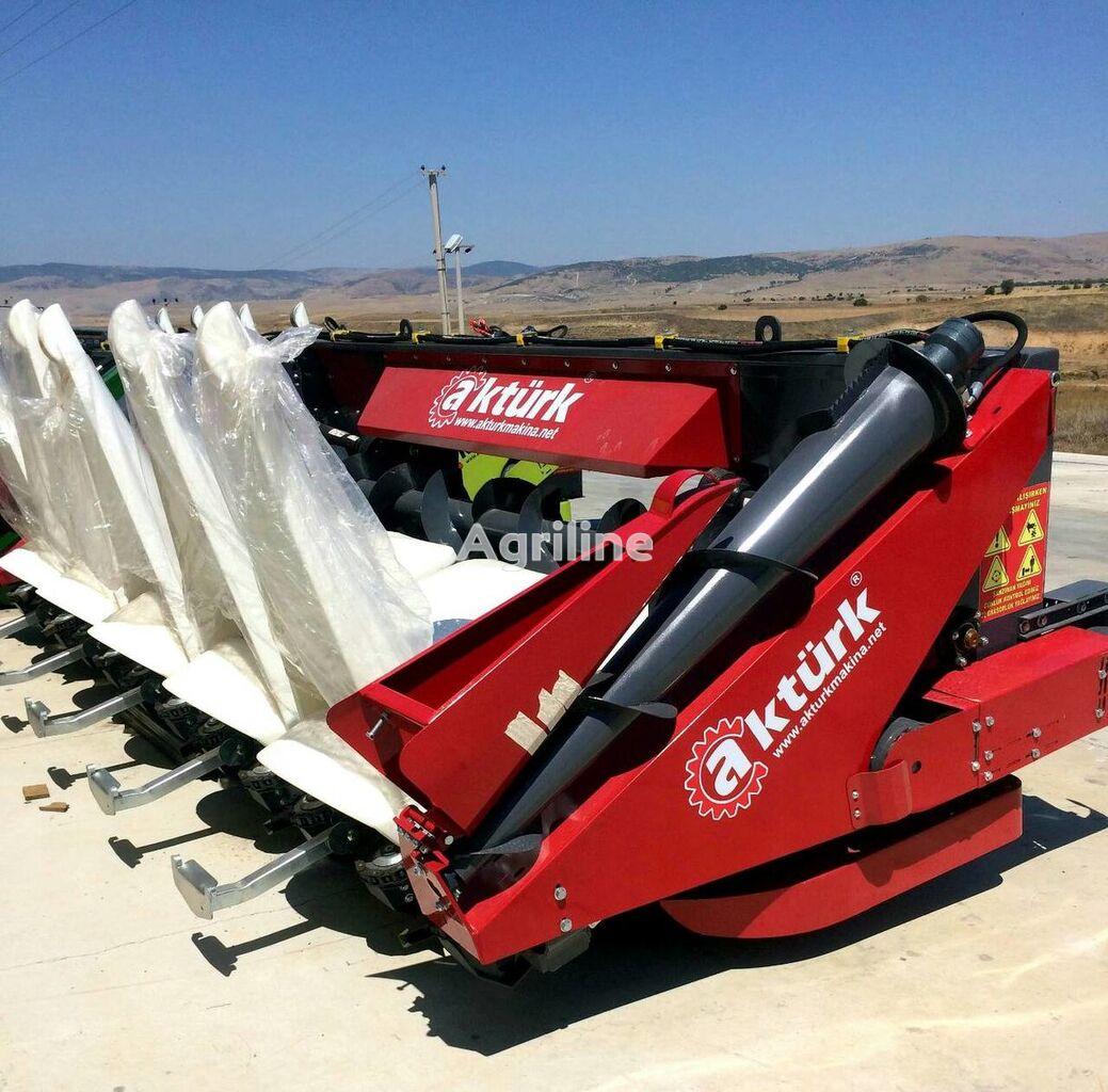 new CASE IH maize header