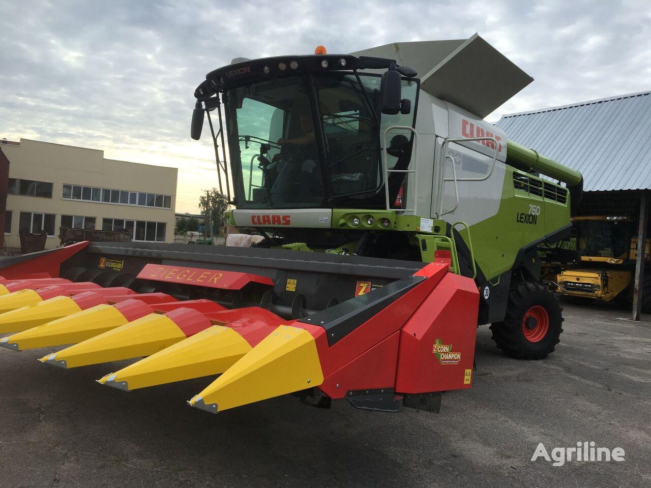 new ZIEGLER CC8S maize header
