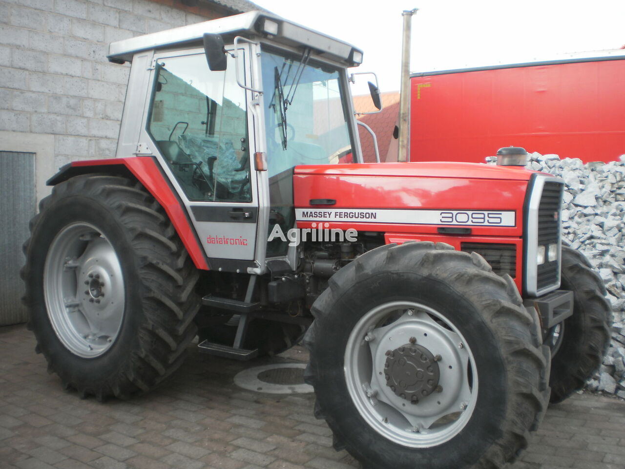 Uses Of Four Wheel Tractor : Massey ferguson wheel tractors for sale wheeled