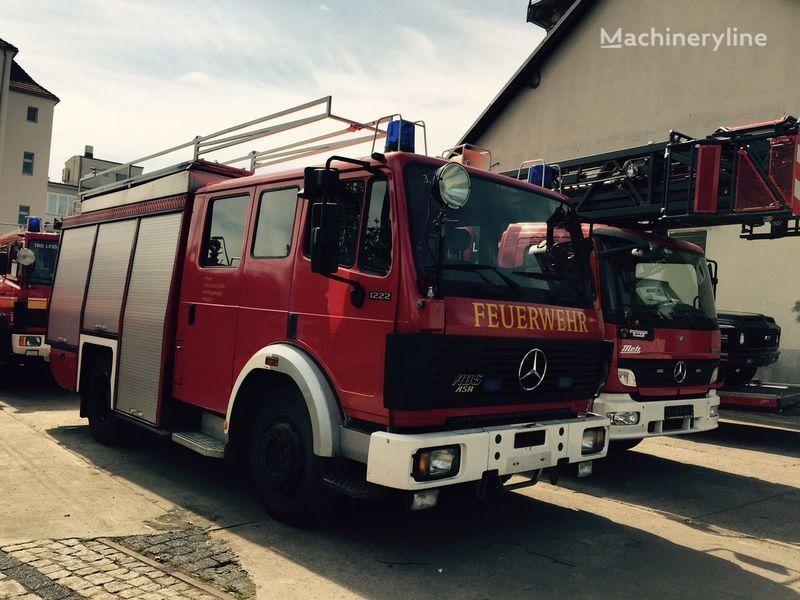 Mercedes benz tro tlf mit gloria anlage fire trucks for for Used mercedes benz trucks for sale in germany