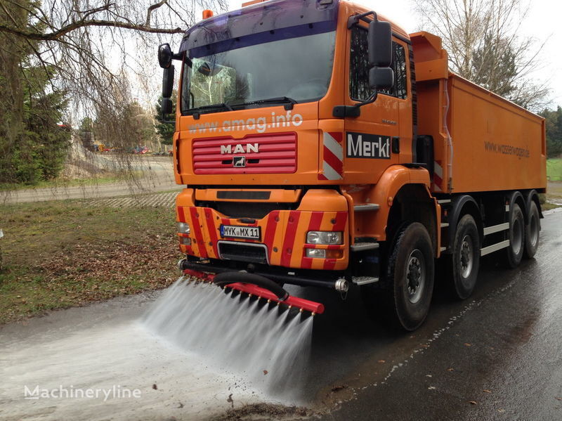 MAN TGA 41. 440 8x8 road sweepers for sale, sweeping ...