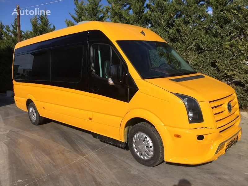 volkswagen crafter 2 5 tdi school buses for sale school coach from greece buy school bus rf11755. Black Bedroom Furniture Sets. Home Design Ideas