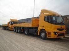 LIDER 2018 Model trailer Manufacturer Company flatbed semi-trailer