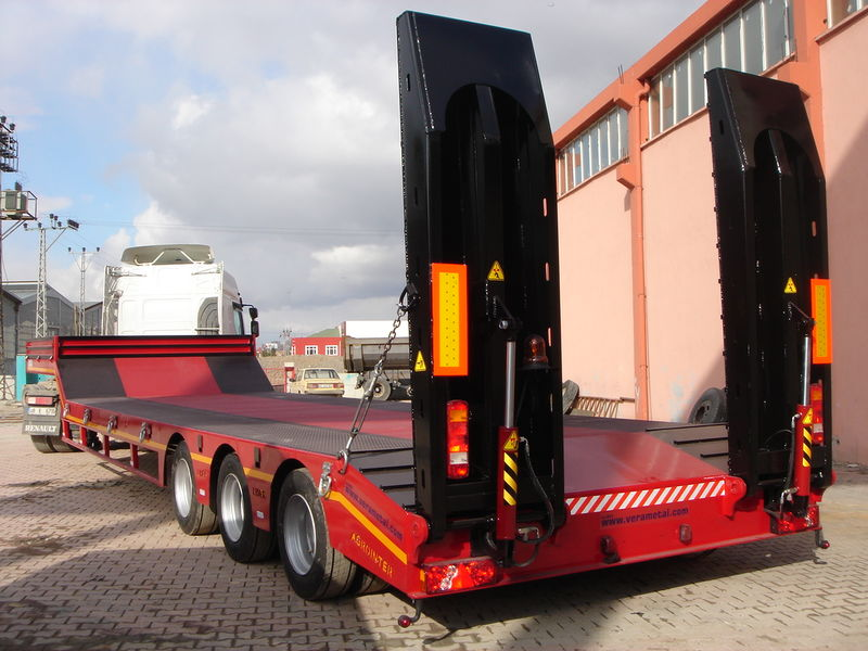 new LIDER 2018 YEAR NEW LOWBED TRAILER FOR SALE (MANUFACTURER COMPANY) low bed semi-trailer