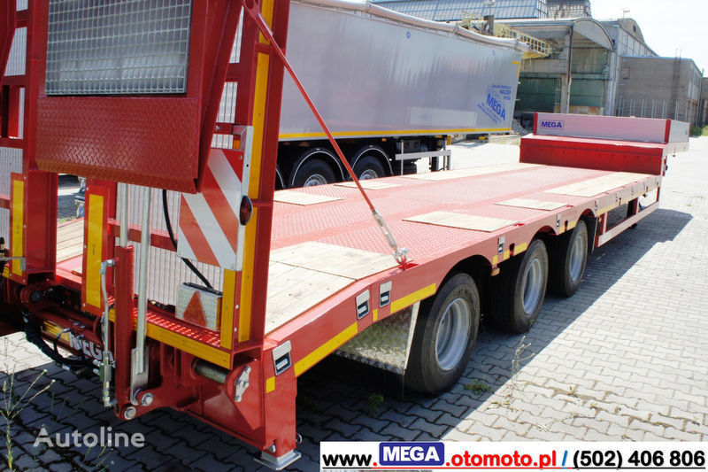 Low Bed Trailers For Sale In Uk