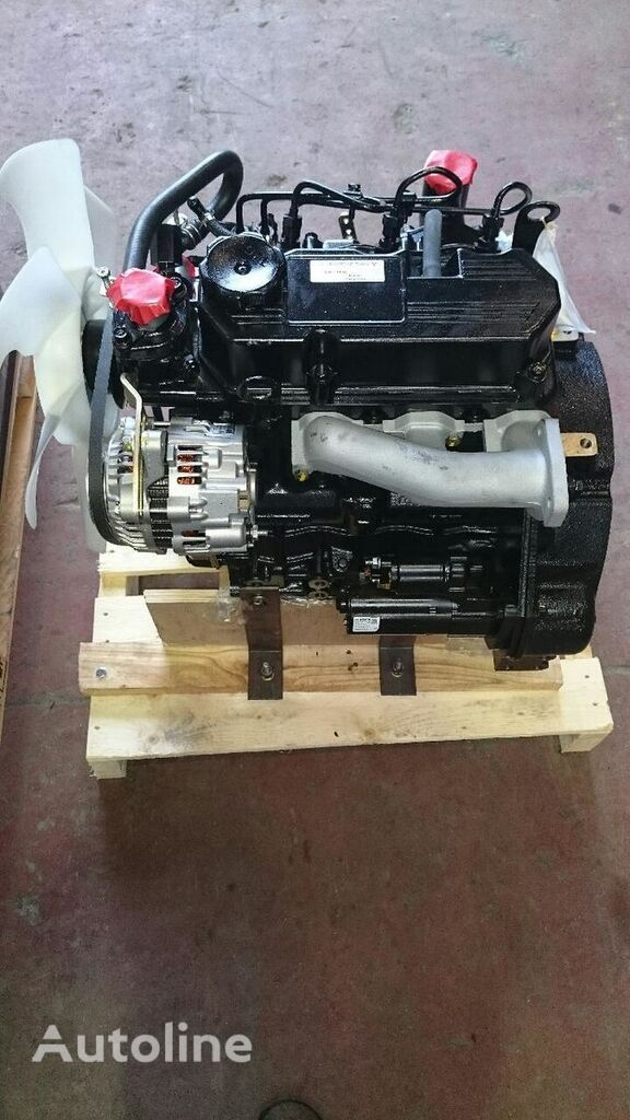 New MITSUBISHI S3L2 engine for VOLVO EC25 mini digger for sale, motor from Belgium, buy engine ...