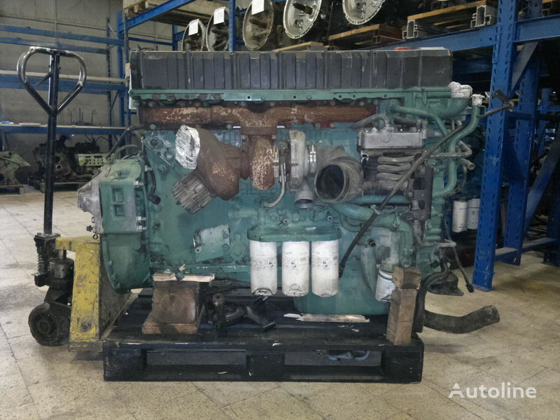 Volvo d12c d12c 380hp engines for volvo fh12 l180 truck for Volvo motors for sale