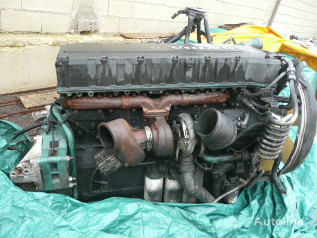 Volvo D12 A 380 Engines For Volvo Fh12 Bj  1998 Tractor