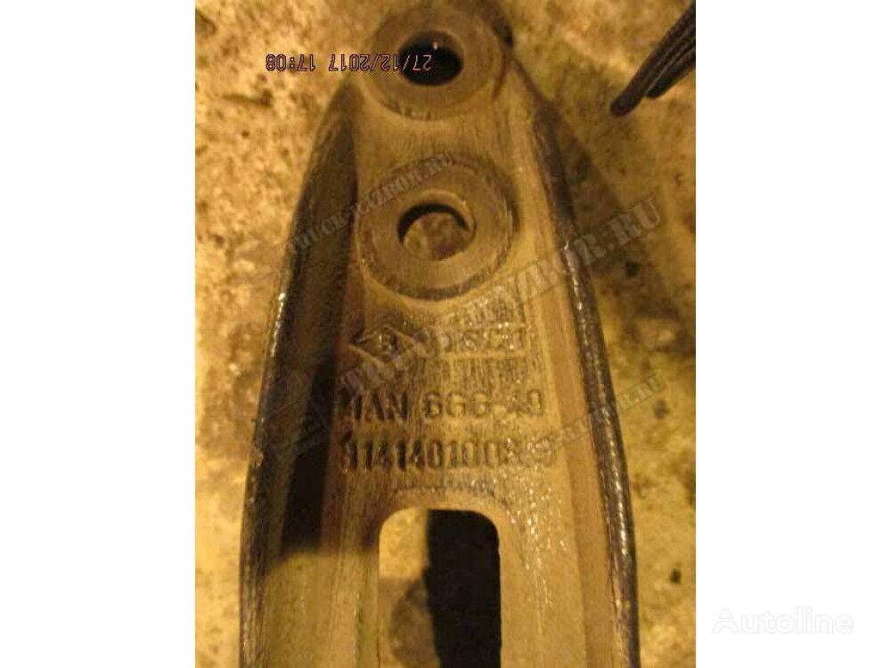 otboynik peredney ressory fasteners for MAN tractor unit