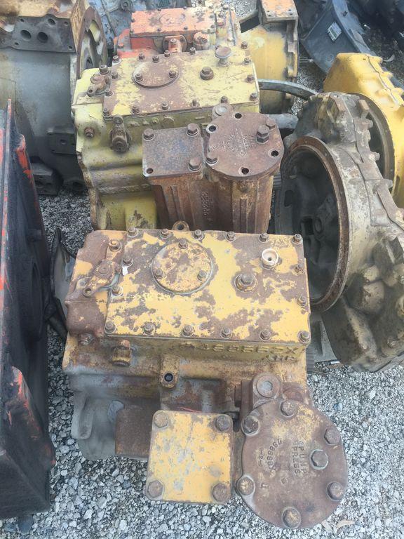 Wiring Diagram Tracktype Tractor Caterpillar D6c D6c Tractor