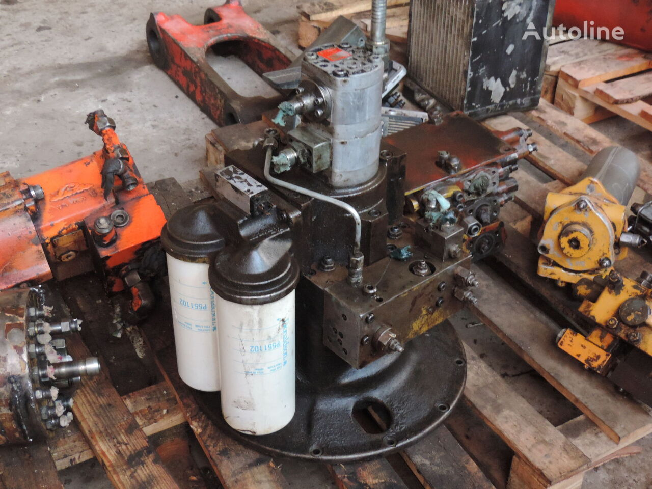 Liebherr lpvd 064 hydraulic pumps for liebherr 902 for Hydraulic pumps and motors for sale