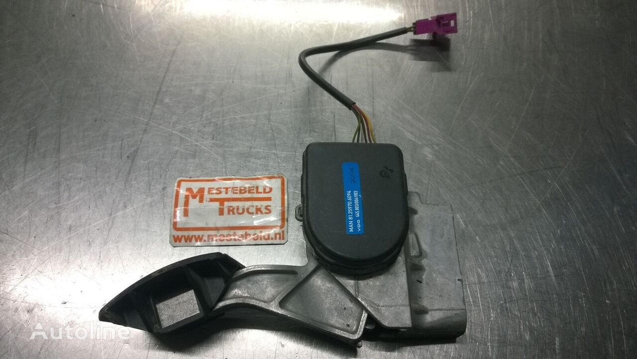 MAN Elektronisch gaspedaal sensor sensor for MAN TGA truck