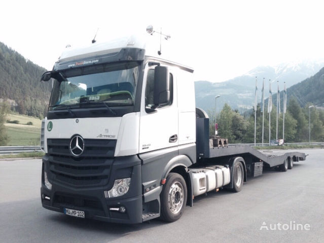 Mercedes benz 1845 tractor units for sale truck tractor for Buy mercedes benz in germany