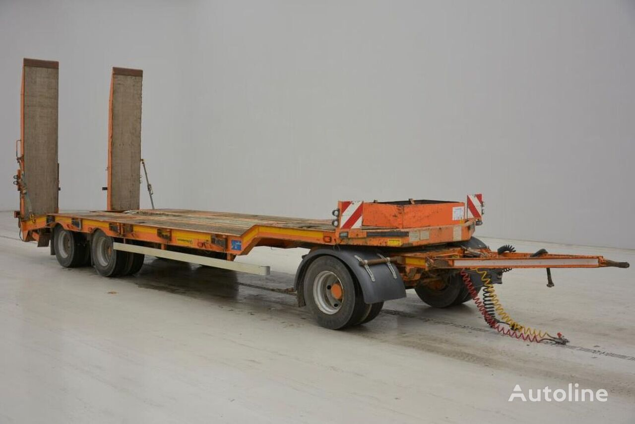 Auto Trailer For Sale Uk: FAYMONVILLE LOW BED TRAILER Car Transporter Trailers For