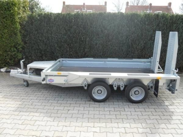 Auto Trailer For Sale Uk: Sale Of IFOR Williams GX106 3.5T PLANT TRAILER Car
