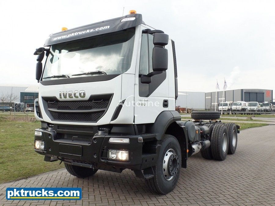 new IVECO Trakker AD380T38H-3820 (11 Units) chassis truck