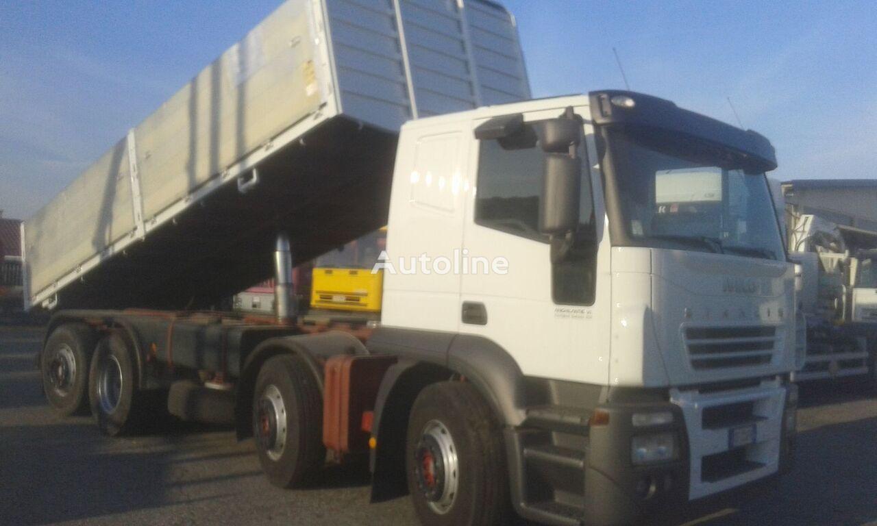 IVECO EUROTEK 320E43 dump truck