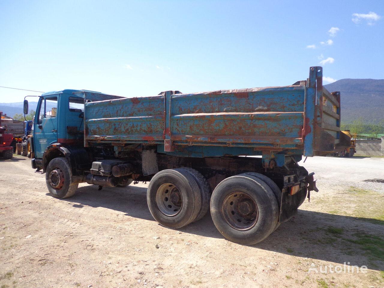 Mercedes benz 2222 dump trucks for sale tipper truck for Mercedes benz dump truck