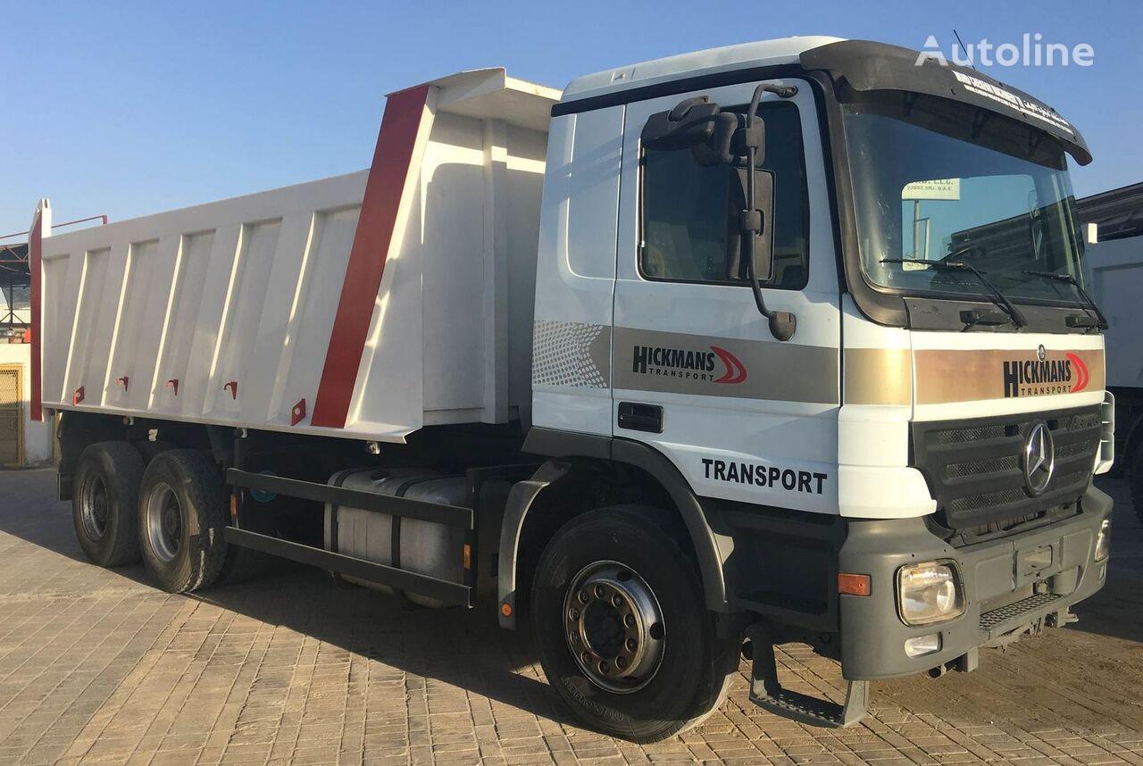 Mercedes benz actros 3340 dump trucks for sale tipper for Mercedes benz dump truck