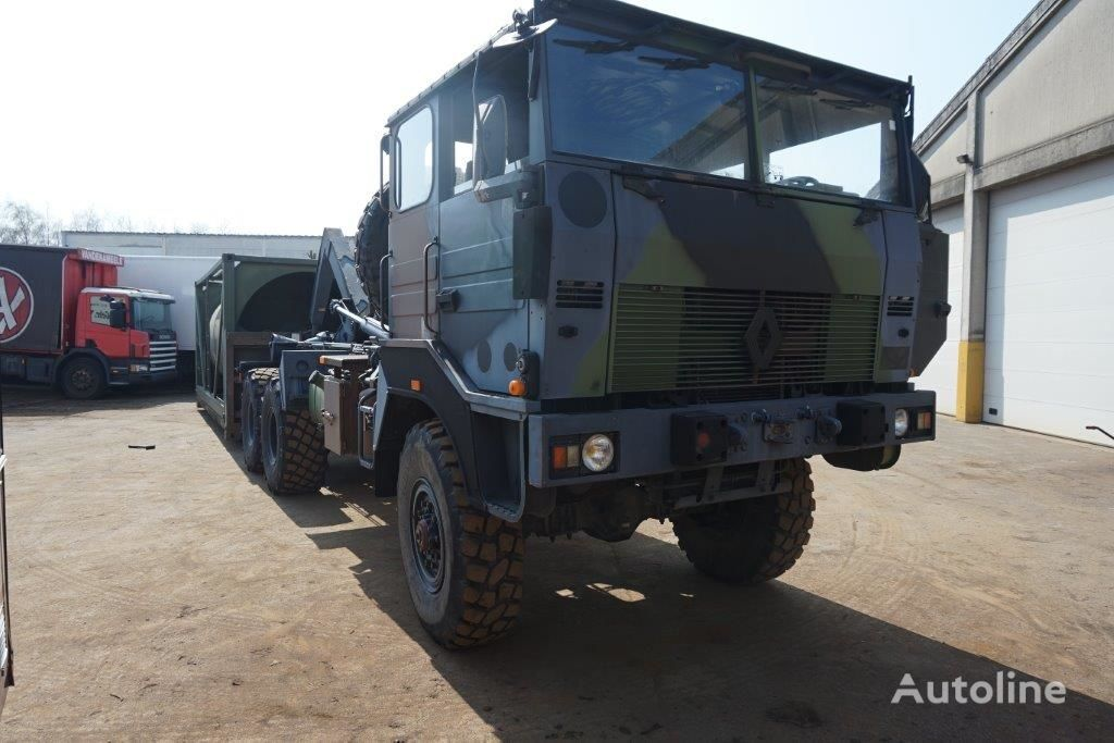 renault trm 10000 military trucks for sale military vehicle from belgium buy military truck. Black Bedroom Furniture Sets. Home Design Ideas
