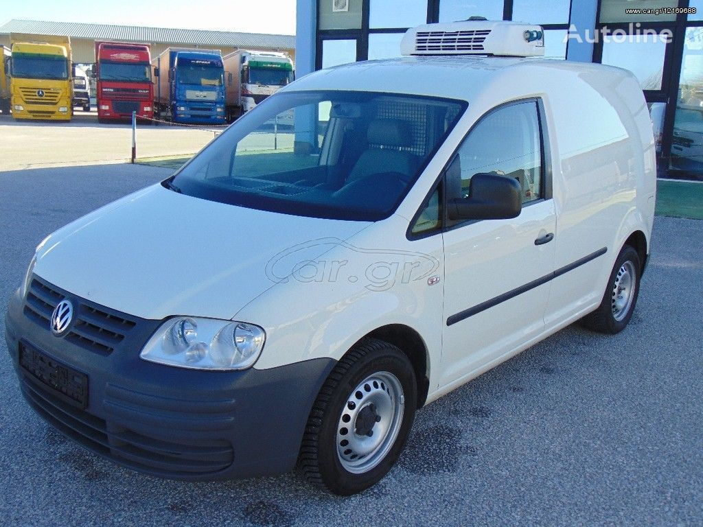 VOLKSWAGEN CADDY 2KN '09 refrigerated truck