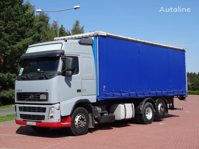 VOLVO 12.400  truck curtainsider