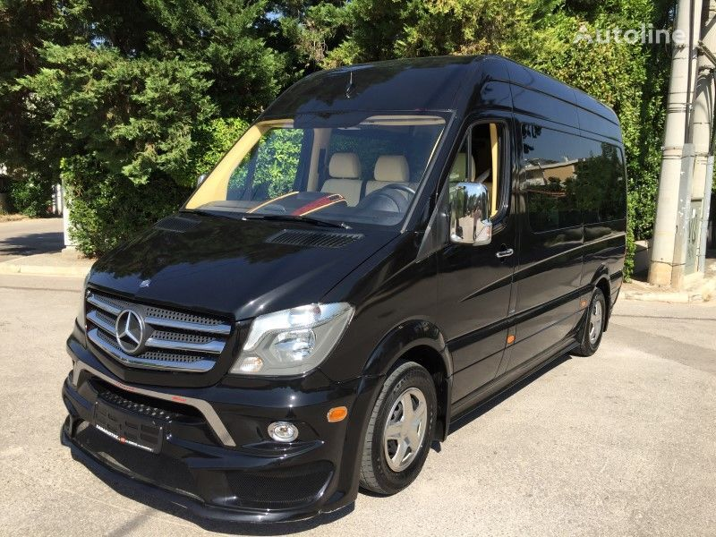 mercedes benz sprinter 313 316 cdi passenger vans for sale from greece buy passenger van pe12997. Black Bedroom Furniture Sets. Home Design Ideas