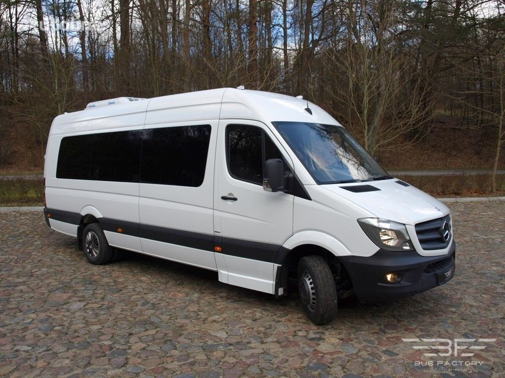 Mercedes benz sprinter 519 tourist line 20 1 passenger for New mercedes benz sprinter