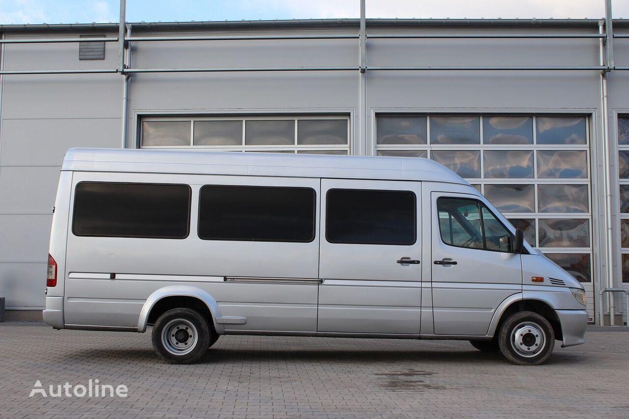 Mercedes benz sprinter 416 cdi bus passenger vans for sale for Mercedes benz sprinter passenger van for sale