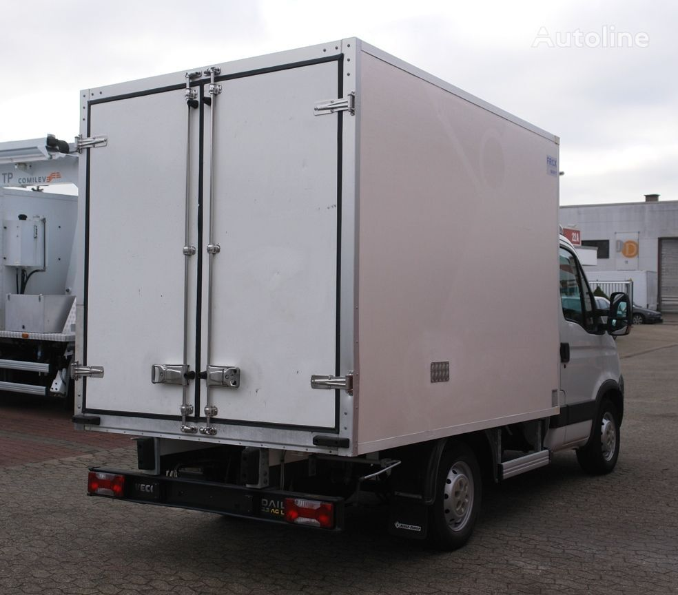 iveco daily 35s13 refrigerated vans for sale freezer van fridge van from germany buy. Black Bedroom Furniture Sets. Home Design Ideas