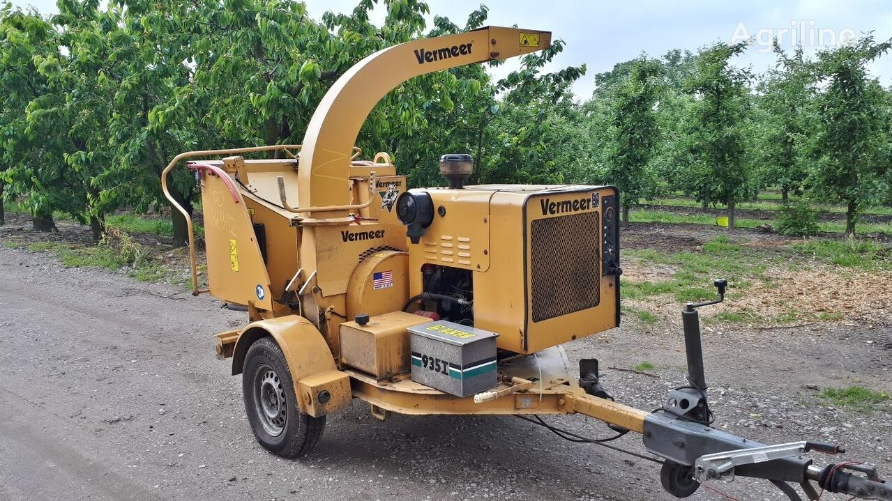 Vermeer 935 I Wood Chippers For Sale Wood Shredder From